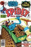 Cover for Spidey Super Stories (Marvel, 1974 series) #38