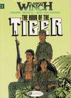 Cover for Largo Winch (Cinebook, 2008 series) #4 - The Hour of the Tiger