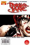 Cover Thumbnail for Painkiller Jane (2007 series) #1 [Amanda Conner Cover]