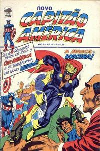 Cover Thumbnail for Capitão América (Editora Bloch, 1975 series) #11