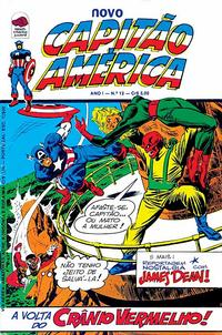 Cover Thumbnail for Capitão América (Editora Bloch, 1975 series) #12