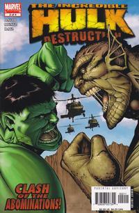 Cover Thumbnail for Hulk: Destruction (Marvel, 2005 series) #2