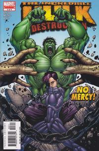 Cover Thumbnail for Hulk: Destruction (Marvel, 2005 series) #3