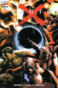 Cover Thumbnail for Earth X (Marvel, 1999 series) #0 [Dynamic Forces Variant Cover]