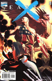Cover Thumbnail for Earth X (Marvel, 1999 series) #1