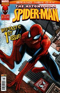 Cover Thumbnail for Astonishing Spider-Man (Panini UK, 2009 series) #1