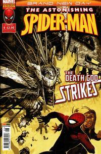 Cover for Astonishing Spider-Man (Panini UK, 2009 series) #6