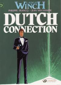 Cover Thumbnail for Largo Winch (Cinebook, 2008 series) #3 - Dutch Connection