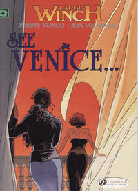 Cover Thumbnail for Largo Winch (Cinebook, 2008 series) #5 - See Venice...
