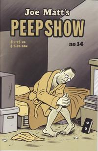 Cover Thumbnail for Peepshow (Drawn & Quarterly, 1992 series) #14