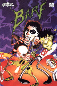 Cover Thumbnail for Barf (Revolutionary, 1990 series) #2