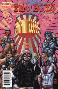 Cover Thumbnail for The Boys (Dynamite Entertainment, 2007 series) #25