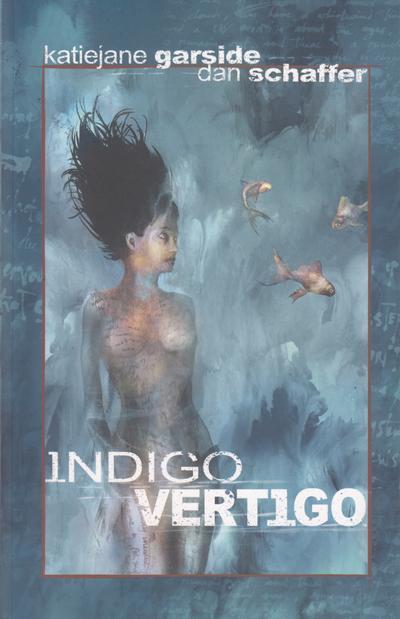 Cover for Indigo Vertigo (Image, 2005 series)
