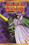 Cover for Battle Angel Alita Part Six (Viz, 1996 series) #5