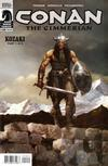 Cover for Conan the Cimmerian (Dark Horse, 2008 series) #19 / 69 [Justin Sweet cover]