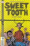 Cover for Sweet Tooth (DC, 2009 series) #7