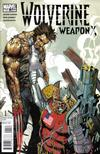 Cover for Wolverine Weapon X (Marvel, 2009 series) #11