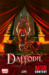 Cover for Daffodil (Marvel, 2010 series) #3