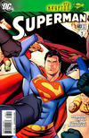 Cover for Superman (DC, 2006 series) #683 [Chris Sprouse Limited Edition Variant (1 in 10)]