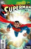 Cover for Superman (DC, 2006 series) #681 [1:10 variant]