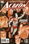 Cover Thumbnail for Action Comics (1938 series) #866 [2nd Printing]
