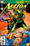Cover for Action Comics (DC, 1938 series) #872 [Chris Sprouse Limited Edition Variant (1 in 10)]