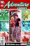 Cover Thumbnail for Adventure Comics (2009 series) #2 / 505 [Variant Cover (1 in 10)]