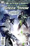 Cover for Green Arrow (DC, 2010 series) #30