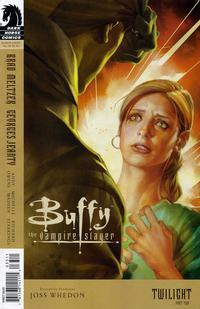 Cover Thumbnail for Buffy the Vampire Slayer Season Eight (Dark Horse, 2007 series) #33