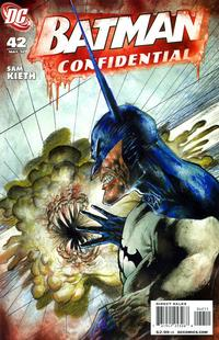 Cover Thumbnail for Batman Confidential (DC, 2007 series) #42
