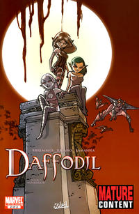 Cover Thumbnail for Daffodil (Marvel, 2010 series) #2