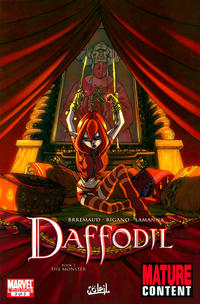Cover Thumbnail for Daffodil (Marvel, 2010 series) #3