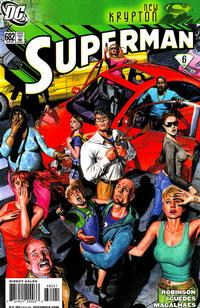 Cover Thumbnail for Superman (DC, 2006 series) #682 [1:10 variant]