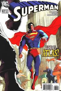 Cover Thumbnail for Superman (DC, 2006 series) #677 [1:10 variant]