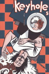 Cover Thumbnail for Keyhole (Top Shelf, 1998 series) #5