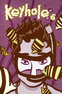 Cover Thumbnail for Keyhole (Top Shelf, 1998 series) #6