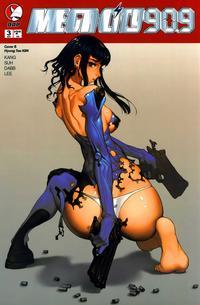 Cover Thumbnail for Megacity 909 (Devil's Due Publishing, 2004 series) #3
