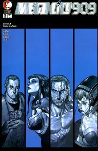 Cover Thumbnail for Megacity 909 (Devil's Due Publishing, 2004 series) #5