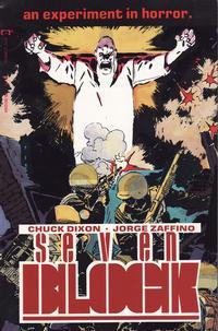 Cover Thumbnail for Seven Block (Marvel, 1990 series)