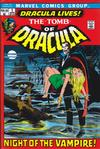 Cover Thumbnail for The Tomb of Dracula Omnibus (2008 series) #1