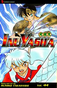 Cover Thumbnail for InuYasha (Viz, 2003 series) #44