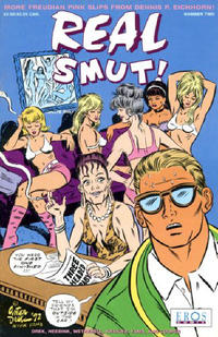 Cover Thumbnail for Real Smut (Fantagraphics, 1992 series) #2