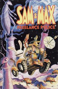 Cover Thumbnail for Sam & Max Freelance Police (Marvel, 1992 series)