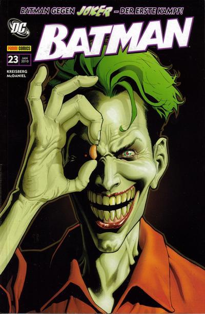 Cover for Batman Sonderband (Panini Deutschland, 2004 series) #23 - Neue Kriminelle