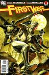 Cover for First Wave (DC, 2010 series) #1 [Standard Cover]