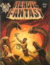 Cover for Heroic Fantasy (Heroic Fantasy Publications, 1984 series) #1