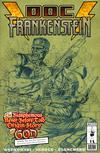 Cover for Doc Frankenstein (Burlyman Entertainment, 2004 series) #6 [Sketch Cover]