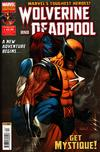 Cover for Wolverine and Deadpool (Panini UK, 2010 series) #4