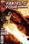 Cover for Fantastic Four Adventures (Panini UK, 2010 series) #2