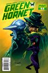 Cover Thumbnail for Green Hornet (2010 series) #1 [Stephen Segovia regular]